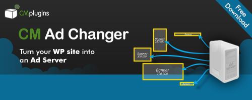 CM Ad-Changer Best WordPress Ads Banner Plugins