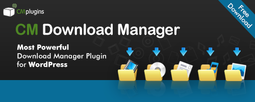 CM Download Manager Best WordPress File Directory Plugin