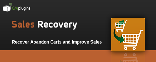 Sales Recovery Extension for Magento