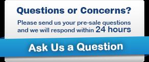Ask Us Pre Sale Questions