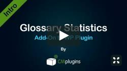 CM Glossary Log and Statistics